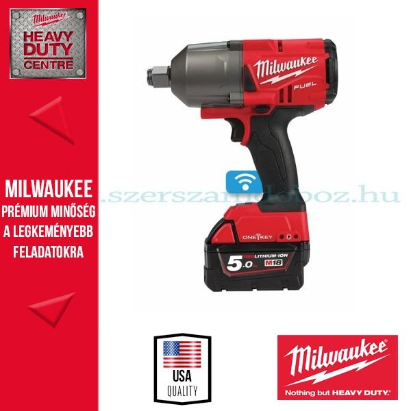 """Milwaukee M18 ONEFHIWF34-502X One-Key 3/4"""" Ütve-csavarbehajtó"""