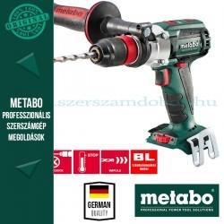Metabo SB 18 LTX BL Quick Ütvefúró-csavarozó (alapgép)