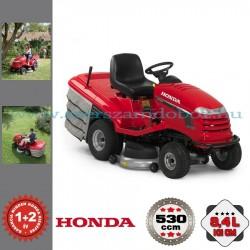 Honda HF 2417 H Benzinmotoros fűnyíró traktor