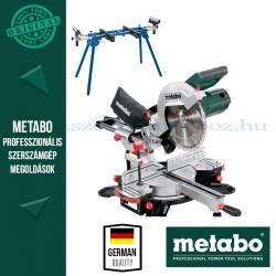 Metabo KGS 254 M Gérvágófűrész + Gérvágó állvány