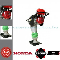 Honda HTI 64 Benzinmotoros döngölőbéka