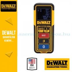 DeWalt DW099S-XJ Lézeres távolságmérő 30m