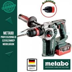 Metabo KHA 18 LTX BL 24 Quick 18V akkus kombikalapács