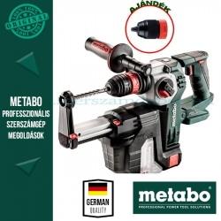 Metabo KHA 18 LTX BL 24 Quick 18V akkus kombikalapács beépített porelszívással - alapgép