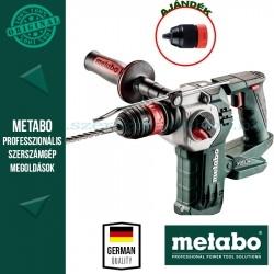 Metabo KHA 18 LTX BL 24 Quick 18V akkus kombikalapács - alapgép
