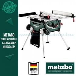 Metabo TS 36-18 LTX BL 254 Akkumulátoros asztali körfűrész