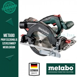 Metabo KS 18 LTX 57 Akkumulátoros kézi körfűrész