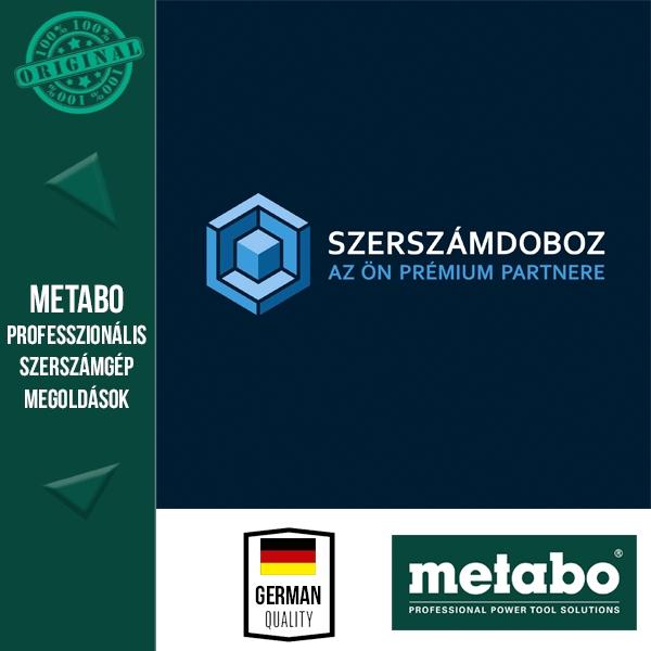 Metabo ASR 50 M SC porszívó
