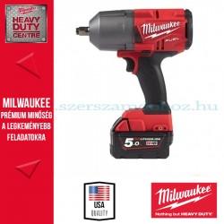 """Milwaukee M18 FHIWF12-502X Ütvecsavarbehajtó 1/2"""" VARIOBOX"""