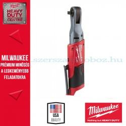 """Milwaukee M12 FIR38-0 (3/8"""") Akkus Racsnis csavarkulcs - alapgép"""