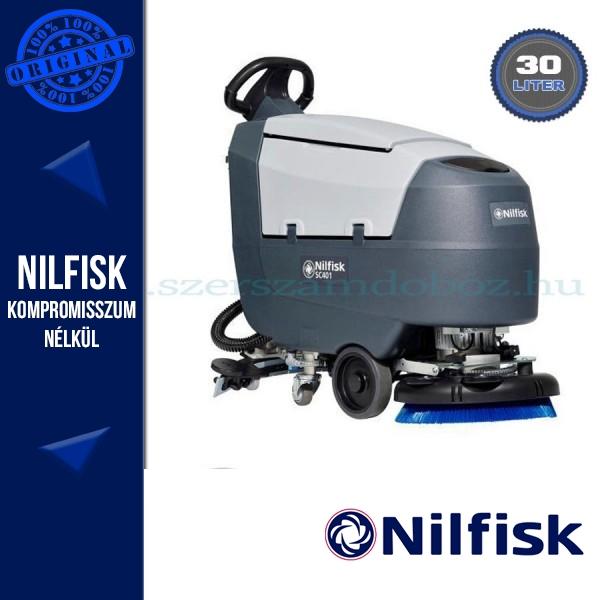 Nilfisk-ALTO takarítógépek