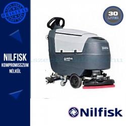 Nilfisk SC401 B Padlótisztító