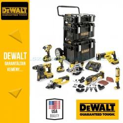 DeWalt DCK894P4 18V XR Li-Ion 8 gépes combopack
