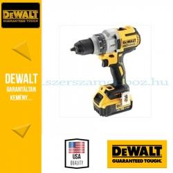 DeWalt DCD991T2 18V XR Li-Ion Kefe-nélküli Premium Fúró-csavarozó