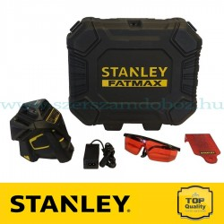 Stanley FATMAX X3G - Vörös lézer