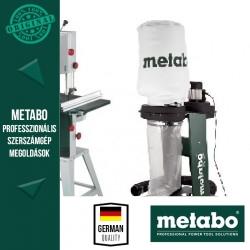 Metabo BAS 317 W Precision szalagfűrész + SPA 1200 elszívó