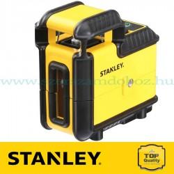 Stanley SLL360 - Vonallézer, Zöld