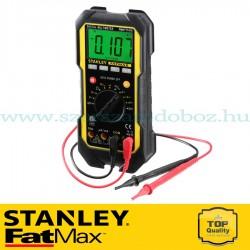 Stanley FatMax Multiméter