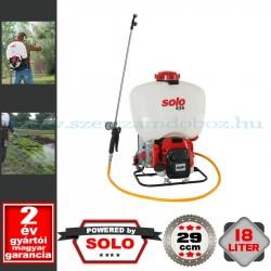 Solo 434 Benzinmotoros Permetező