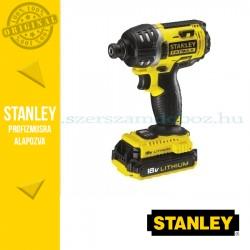 Stanley FatMax 18V-os ütvecsavarozó