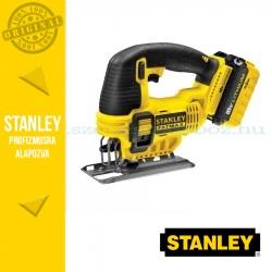 Stanley FatMax 18V-os dekopírfűrész