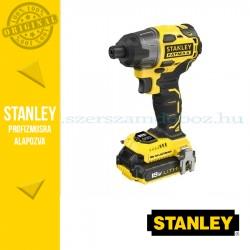 Stanley 18V-os Kefenélküli Ütvecsavarozó