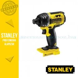 Stanley 18V-os Ütvecsavarozó akku és töltő nélkül