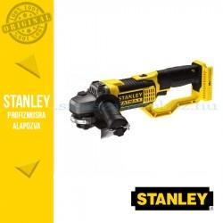 Stanley 18V-os Sarokcsiszoló akku és töltő nélkül