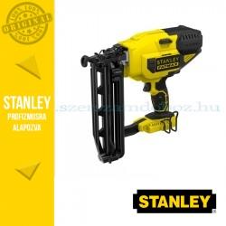 Stanley 18V 16Ga Szögező akku és töltő nélkül