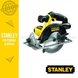 Stanley 18V-os Akkumulátoros Körfűrész akku és töltő nélkül