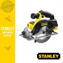 Stanley 18V-os Akkumulátoros Körfűrész 2db 4Ah akkuval