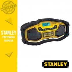 Stanley FatMax rádió 18,0 V