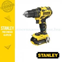 Stanley 18V Akkus kefe nélküli ütvefúró-csavarozó