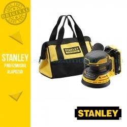 Stanley FatMax 18V-os Excenter csiszoló 125mm