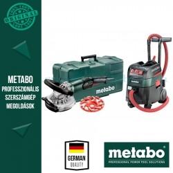 Metabo RSEV 19-125 RT Renovációs csiszolók + ASR 35 M ACP
