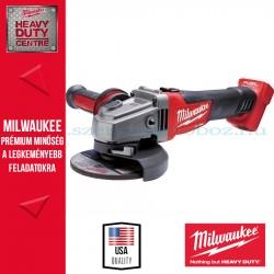 Milwaukee M18 CAG125X-0X - 18V 125 MM SAROKCSISZOLÓ