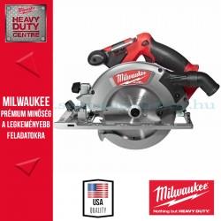 Milwaukee M18 CCS55-0X - 18V Akkumulátoros körfűrész