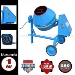 AGRO-WIKT BWA260 Betonkeverő 400V