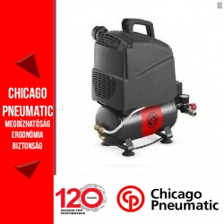 Chicago Pneumatic CPRB 6 o15 PS Olajmentes Dugattyús Kompresszor