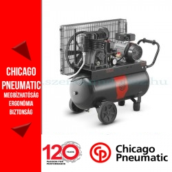 Chicago Pneumatic CPRC 250 NS12 MS Dugattyús Kompresszor
