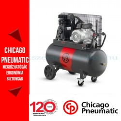Chicago Pneumatic CPRC 390 NS12S MS Dugattyús Kompresszor