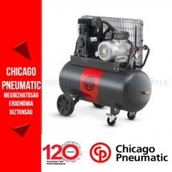 Chicago Pneumatic CPRC 390 NS12S MT Dugattyús Kompresszor