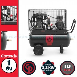 Chicago Pneumatic CPRC 350 NS19S MS Dugattyús Kompresszor