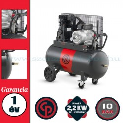 Chicago Pneumatic CPRC 390 NS19S MT Dugattyús Kompresszor