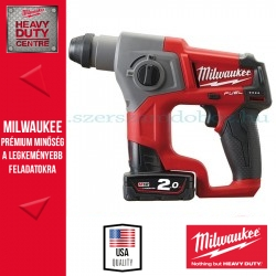 Milwaukee M12 CH-202C Akkus SDS-plus fúrókalapács