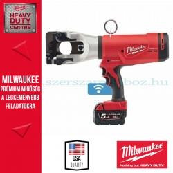 Milwaukee M18 HCC45-522C - Akkumulátoros Hidraulikus kábelvágó