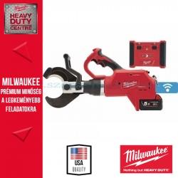 Milwaukee M18 HCC75R-502C - Akkumulátoros hidraulikus föld alatti kábelvágó távvezérlővel