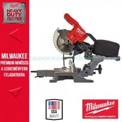Milwaukee M18 FMS190-0 - Akkumulátoros 190 mm-es gérvágó - alapgép