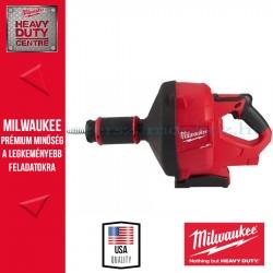 Milwaukee M18 FDCPF8-0C - Akkumulátoros lefolyótisztító 8 mm
