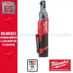 Milwaukee M12 FIR14-201B - Akkumulátoros szuperkompakt ¼˝ racsnis csavarkulcs